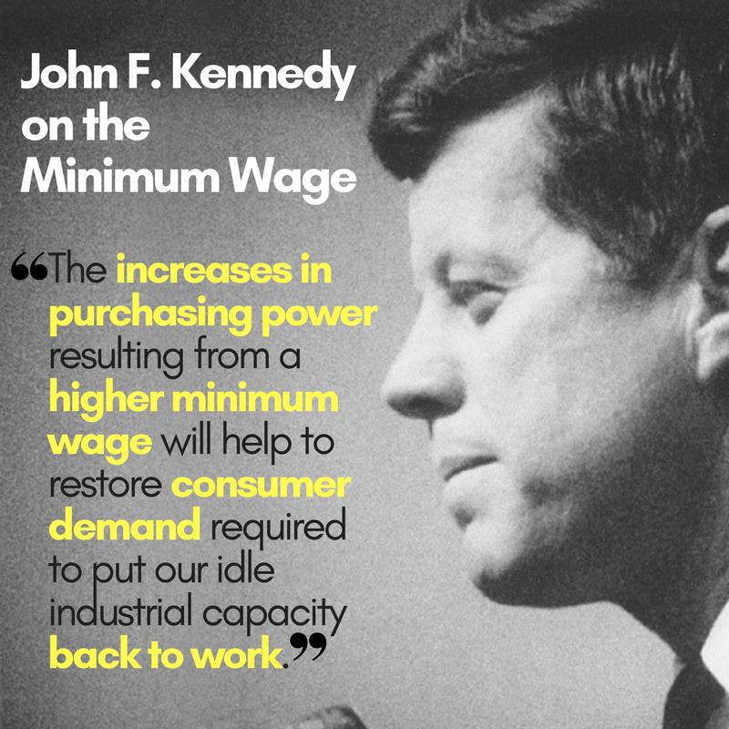 jfk-on-the-minimum-wage
